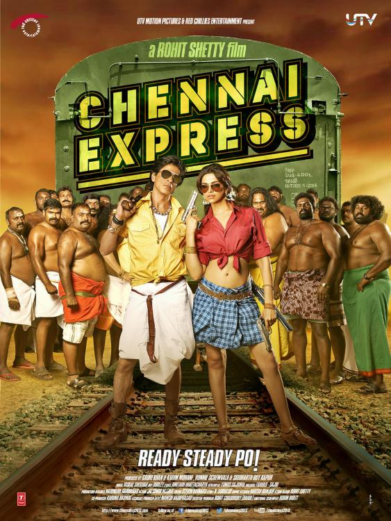 Movie Stills,Chennai Express