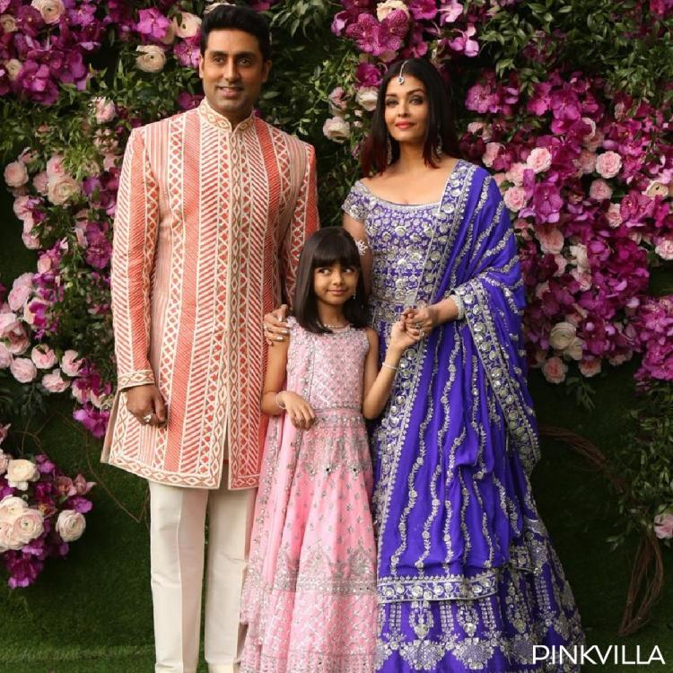 Aishwarya Rai Bachchan & Abhishek Bachchan's daughter Aaradhya Bachchan's reaction to paparazzi is EPIC; WATCH