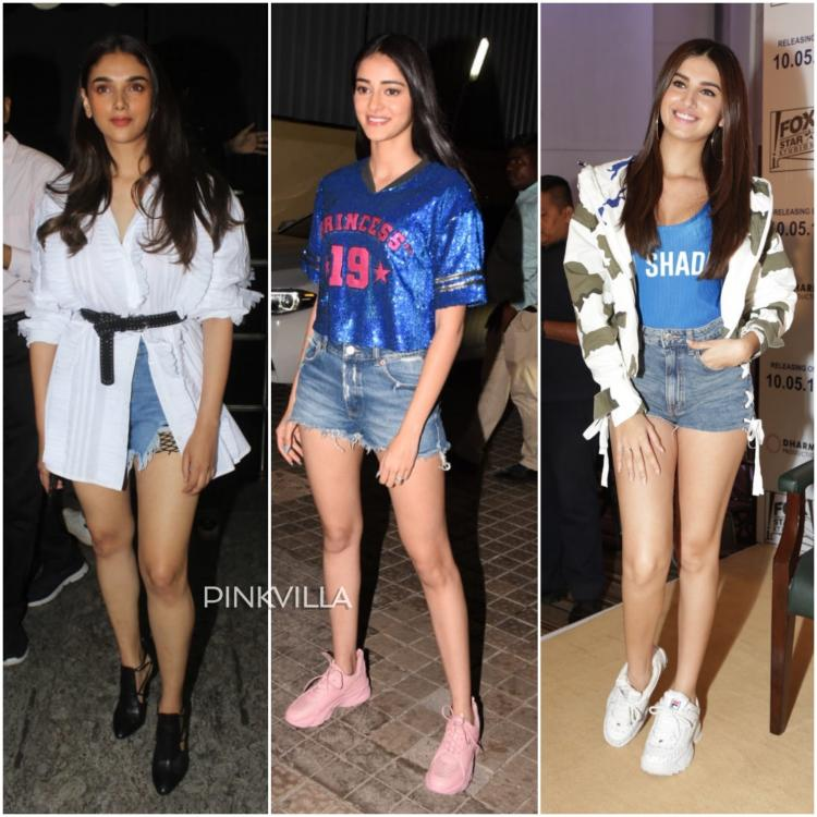Style Quotient : Three ways to style your denim shorts