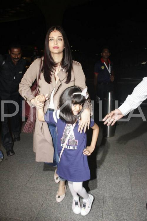 Aishwarya Rai Bachchan – I didn't even know that Aaradhya was looking into the camera and making that cute little pose | PINKVILLA