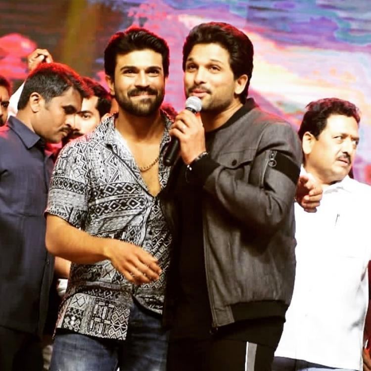 All's not well between Allu Arjun and Ram Charan? Here's what Allu Sirish has to say