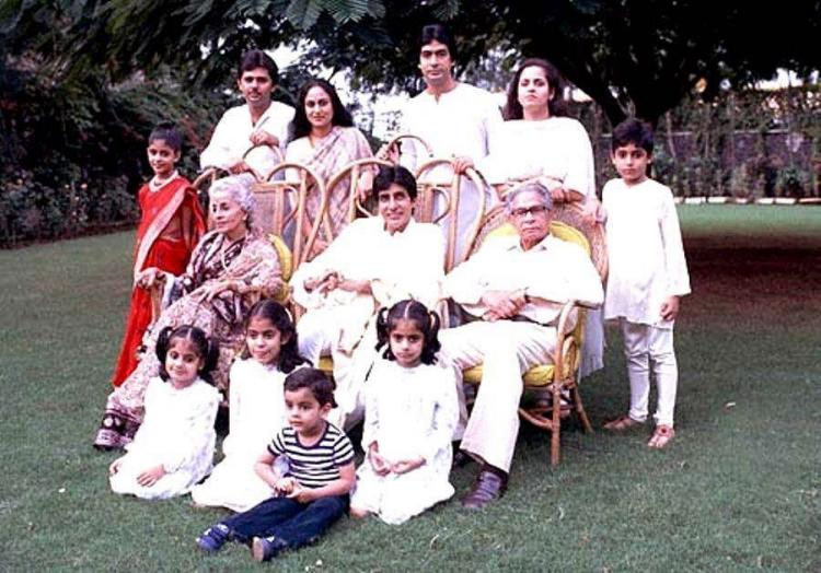 Heres Abhishek Bachchans picture perfect childhood