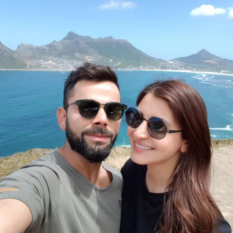 Virat Kohli and Anushka Sharma celebrate their first wedding anniversary by picnicking in Perth with dolphins | PINKVILLA