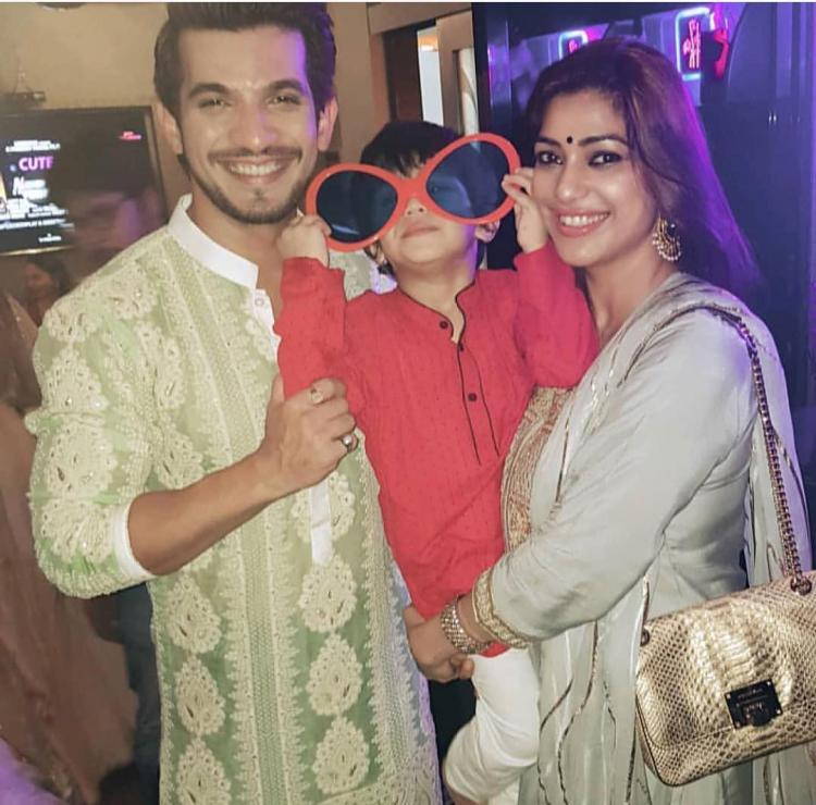 EXCLUSIVE: Arjun Bijlani says, 'Wife Neha had her share of insecurities but it got done when I married her'