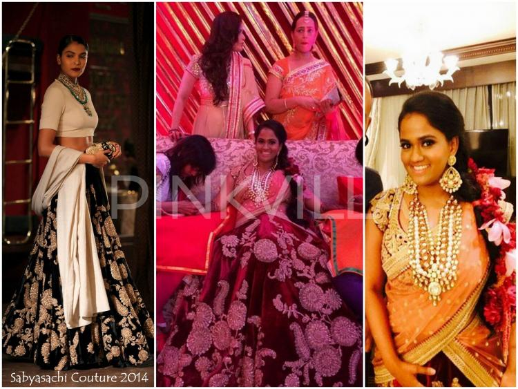 Arpita Mehndi Ceremony : Yay or nay arpita khan wears sabyasachi couture for her
