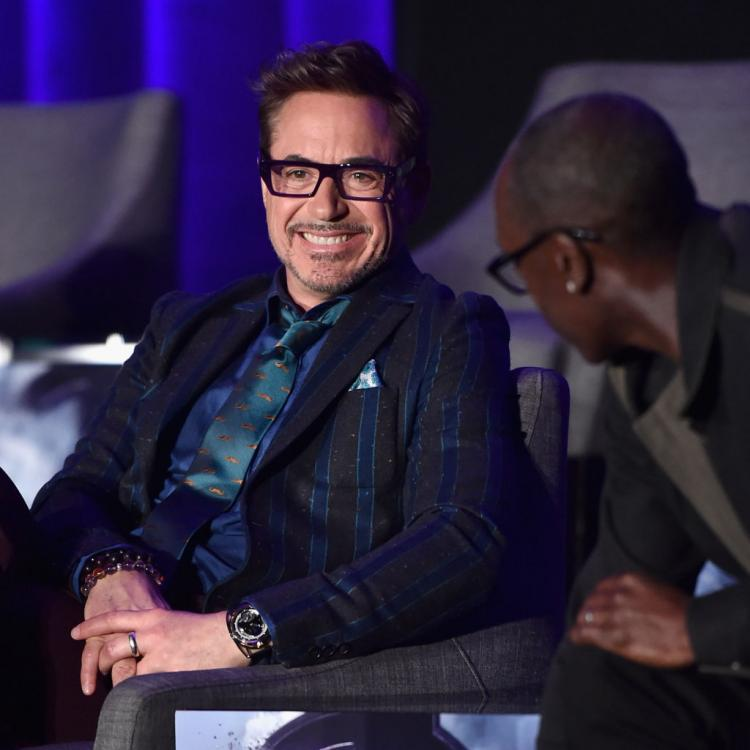Avengers: Endgame star Robert Downey Jr. states that the last eight minutes of the MCU film is the best.