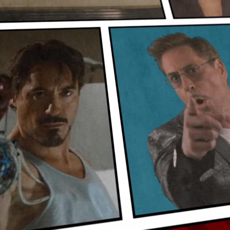 The Avengers and Jimmy Fallon recap the MCU with superhero version of Billy Joel's We Didn't Start The Fire.