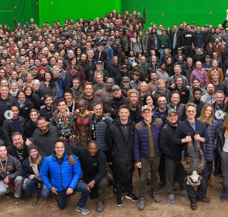 Avatar Cast Members: Avengers: Endgame: Robert Downey Jr Is Front And Centre As
