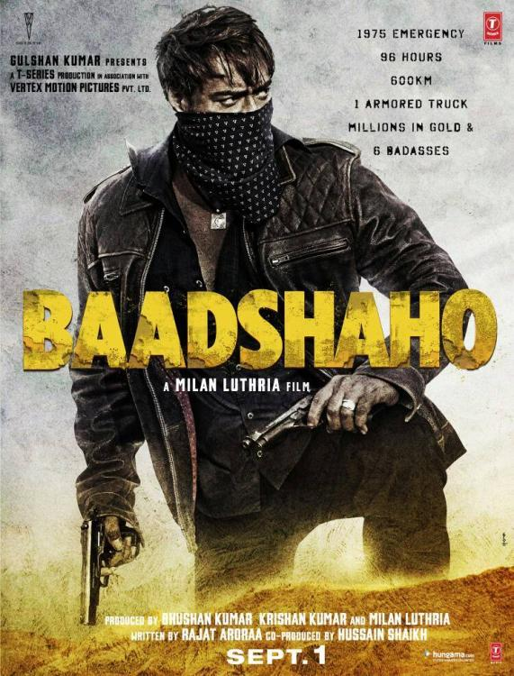 Baadshaho Movie Review: Ajay Devgn and team is all style and no substance | PINKVILLA