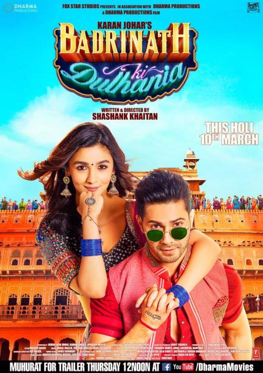 Badrinath Ki Dulhania Movie Review: Missing a Varun Dhawan show is blasphemy | PINKVILLA
