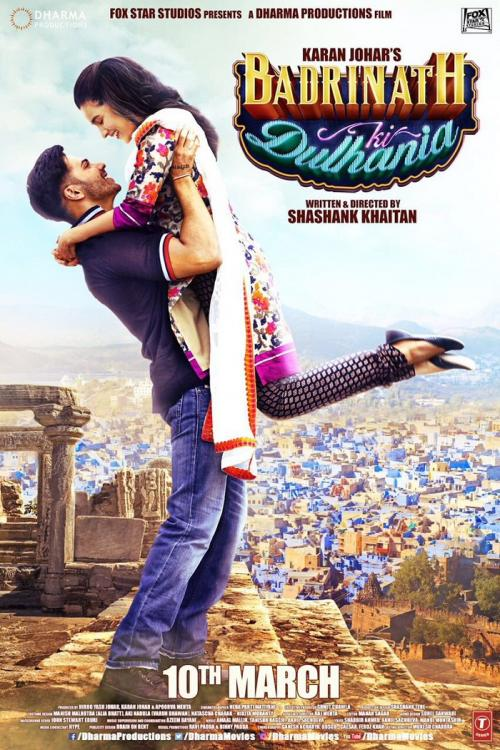 March Week 2: Badrinath Ki Dulhania songs rule the charts ...