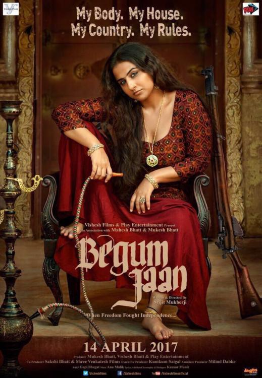 Begum Jaan Movie Review: Vidya Balan holds fort and renders soul to this tear-jerking drama | PINKVILLA