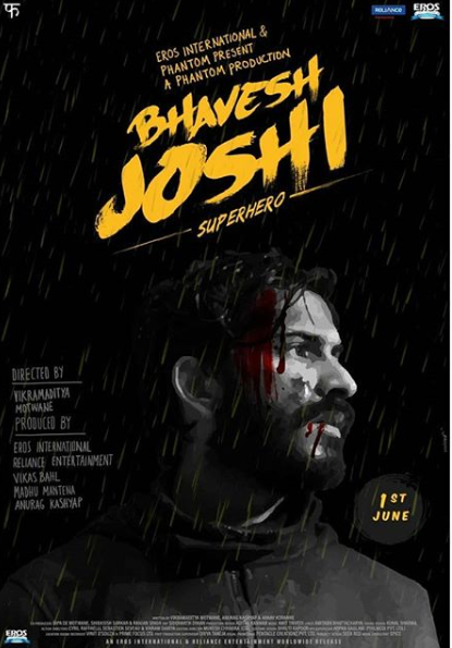 Bhavesh Joshi Movie Review: This superhero should have his cape ripped off to tatters   PINKVILLA