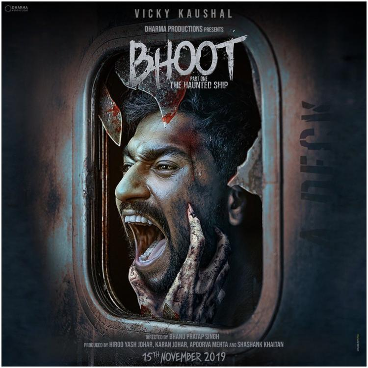 Vicky Kaushal & Bhumi Pednekar's horror film Bhoot Part One: The Haunted Ship to hit the screens on THIS Date