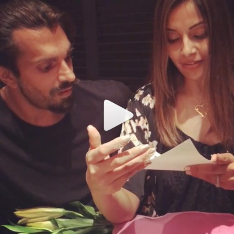 Bipasha Basu is full of praises for husband Karan Singh Grover on the occasion of Valentine's day; watch video