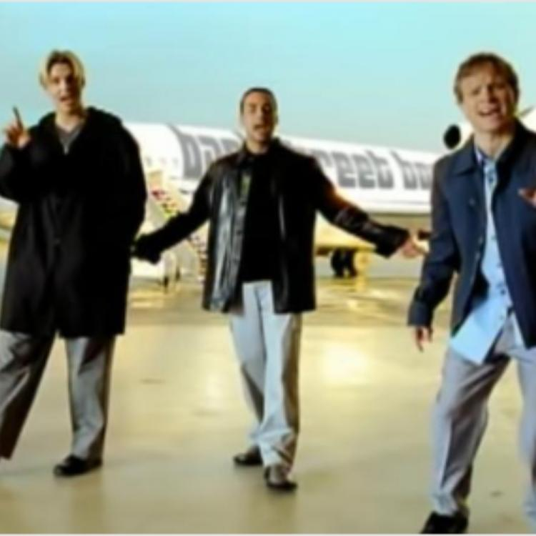Backstreet Boys completes 20 years & Nick Carter says he doesn't know what their famous song lyrics mean