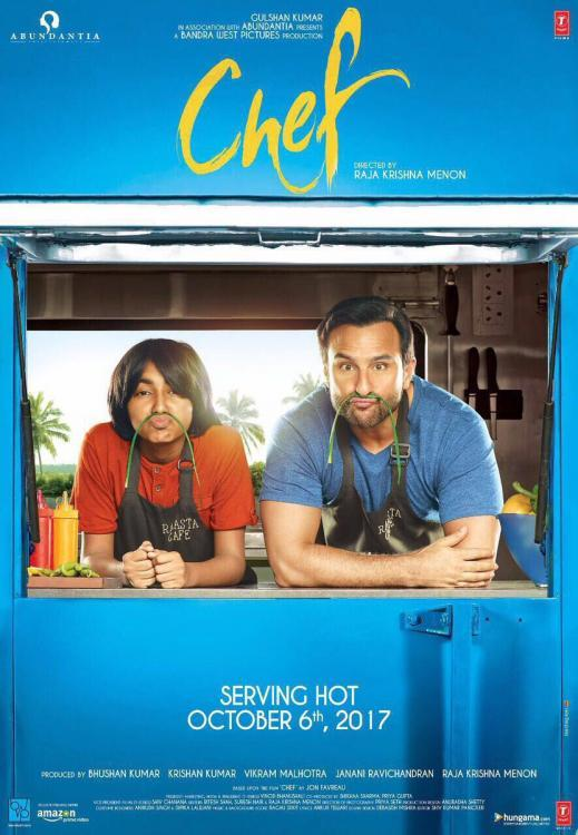 Chef Quick Movie Review: Saif Ali Khan's movie is a dish that's hard to resist | PINKVILLA