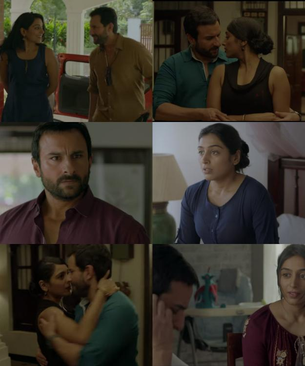 Chef song Tere Mere: Saif Ali Khan and Padmapriya's number talks of reconnecting with your lost LOVE   PINKVILLA