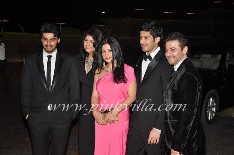 Photos,arjun kapoor,karan johar party,Anshula Kapoor