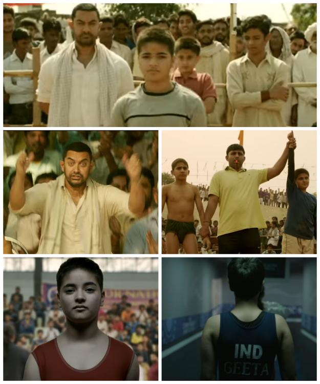 Dangal's Second Song Dhaakad Is Out And It Is Powerful!