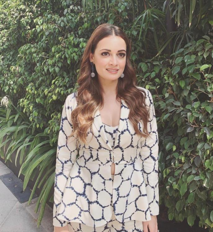 Dia Mirza says Mohit Raina is the shyest actor she has ever worked with; Read on
