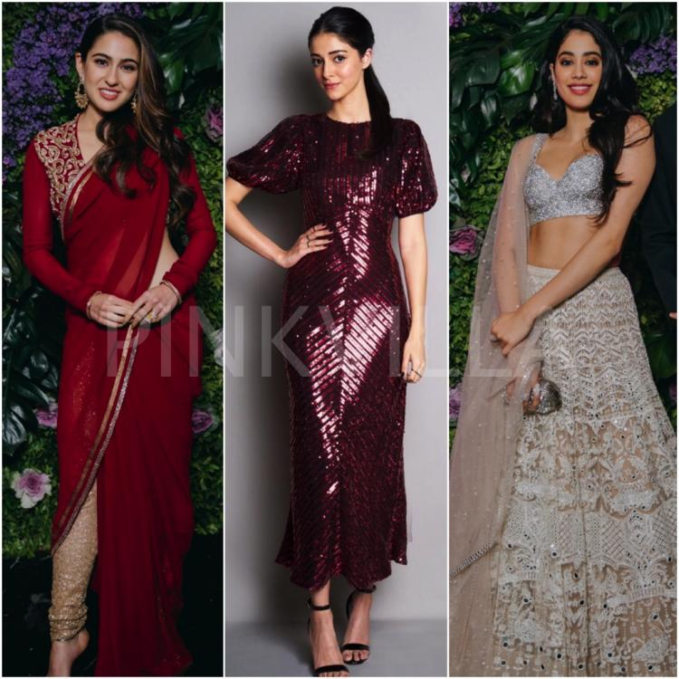 Style File : Who wore what at Dinesh Vijan - Pramita Tanwar's Reception party | PINKVILLA