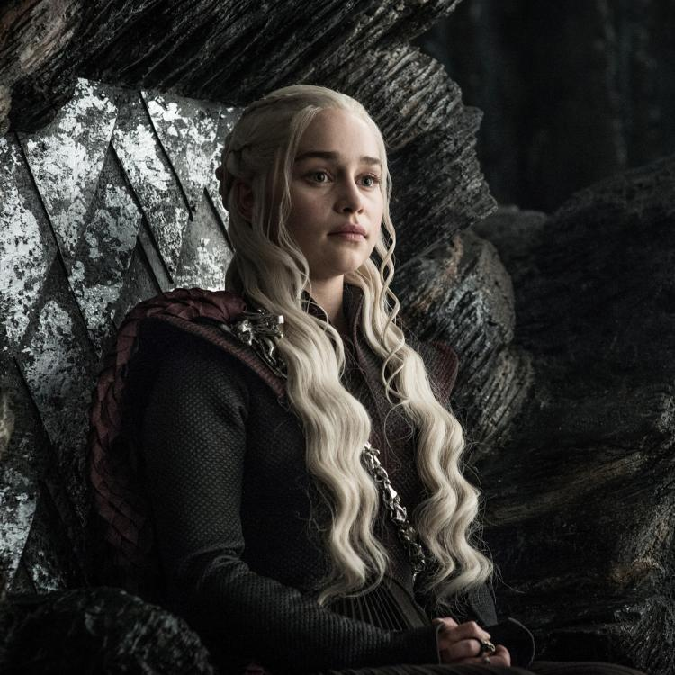 Emilia Clarke was offered Fifty Shades of Grey but rejected it due to Game of Thrones' nude scenes