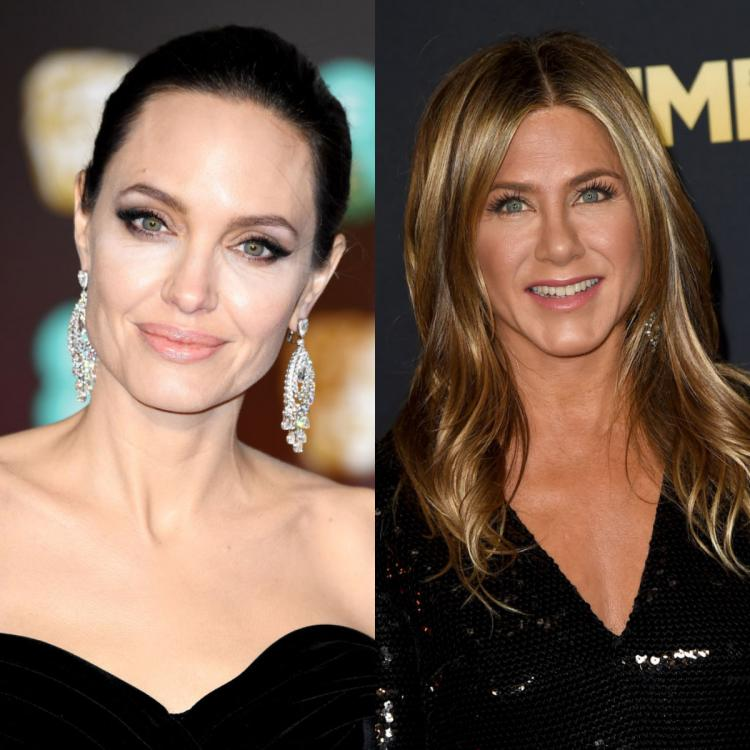 Flashback Friday: Here's what Jennifer Aniston and Angelina Jolie's one and only conversation was about