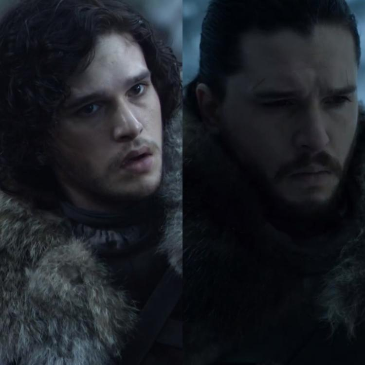 Game of Thrones Cast Then and Now: Jon Snow, Arya Stark and others are all grown up.