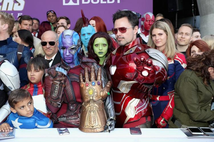 Avengers: Endgame LA premiere: Iron Man to Nebula, MCU fans step out in their best cosplay ever; See Pics