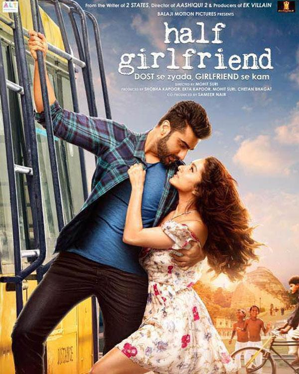 Half Girlfriend Movie Review: Arjun-Shraddha kill us in this excruciatingly long dud | PINKVILLA