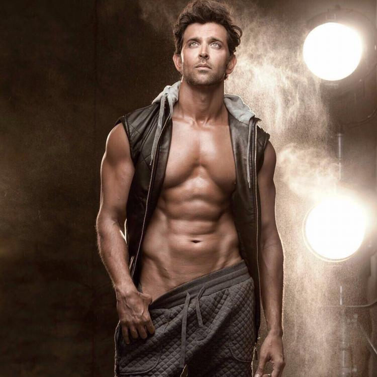 Hrithik Roshan Strips In This Photoshoot And Leaves Us Jaw