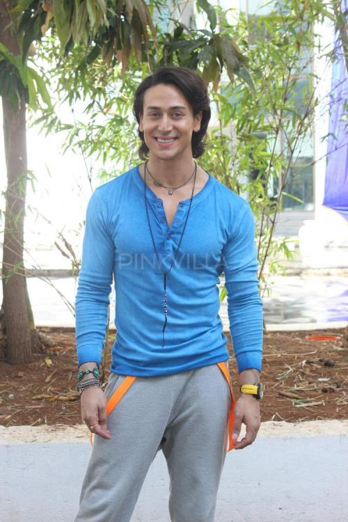 Tiger Went Through 11 Looks For 'Baaghi