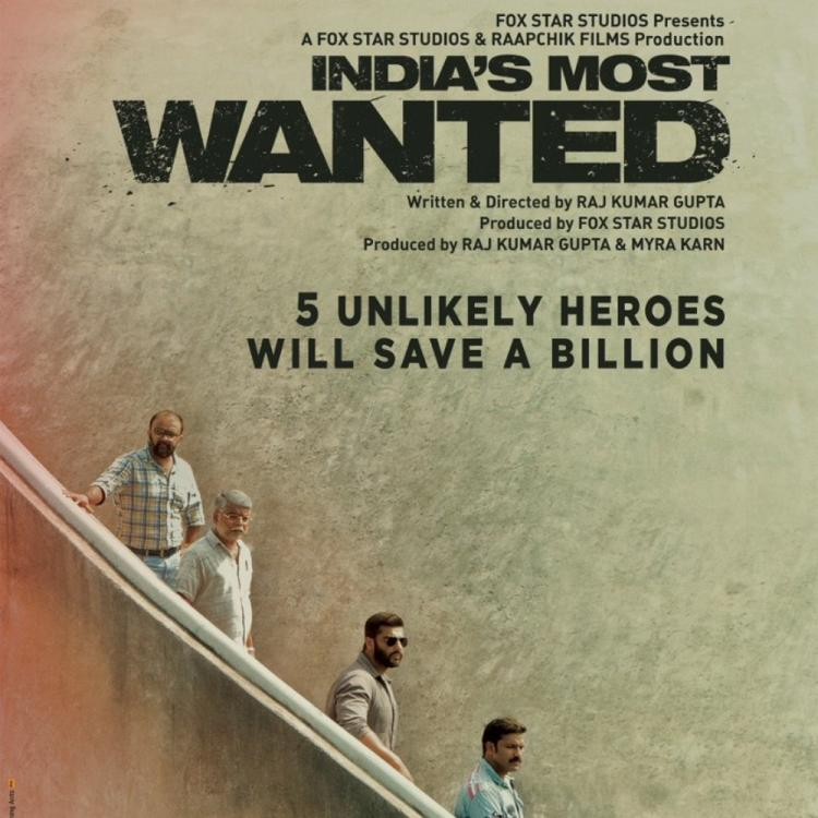 India's Most Wanted Box Office Collection Day 1