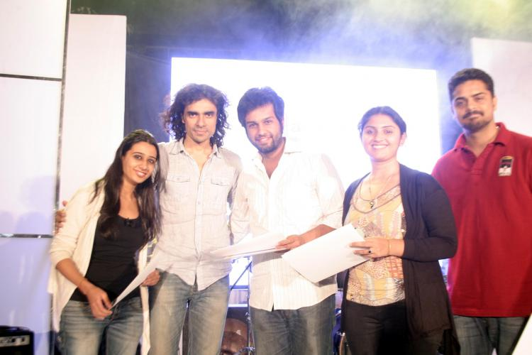 Imtiaz Ali At Magnum Opus Hosted By Xavier Institute Of Communications Pinkvilla