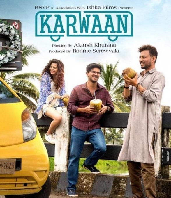 Karwaan Movie Review: Irrfan Khan, Dulquer and Mithila are the 3 Musketeers in this vagabond road trip   PINKVILLA