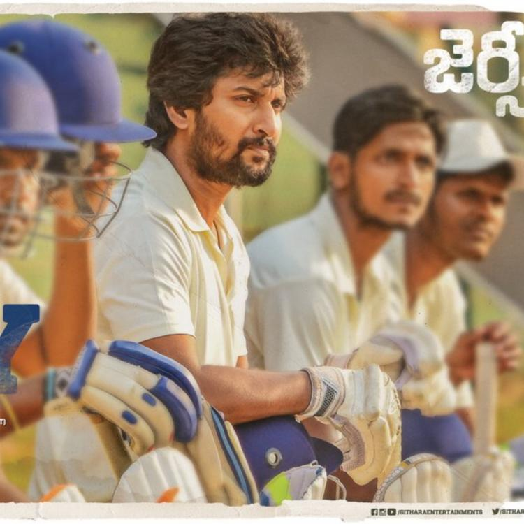 Nani spills the beans on his latest film Jersey; Says, 'It is more than cricket'