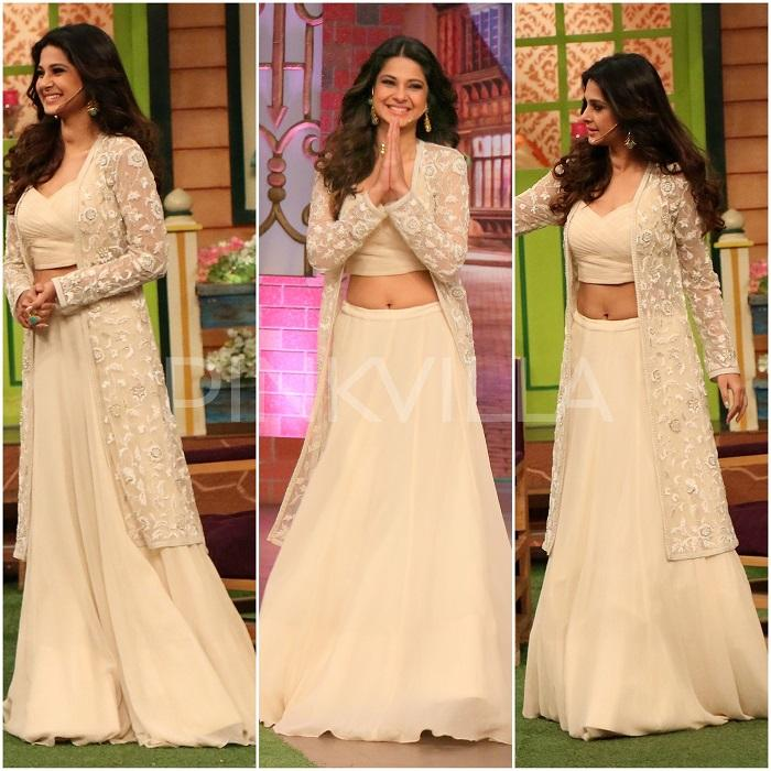 Hair Do For Indian Dressing Style: Yay Or Nay : Jennifer Winget In Malasa