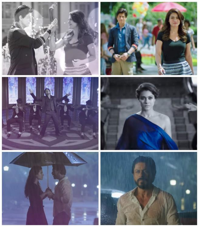 Karan Aujla New Song No Need Djpunjab: Watch: SRK-Kajol Cast Their Magical Spell Again In Dilwale