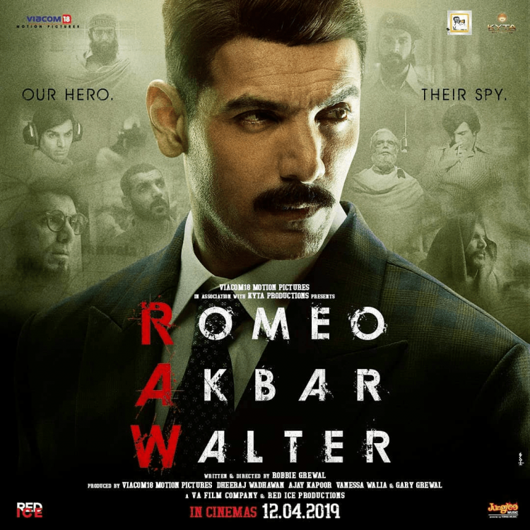 Raw Mid Movie Review John Abraham S Film Is A Confusing