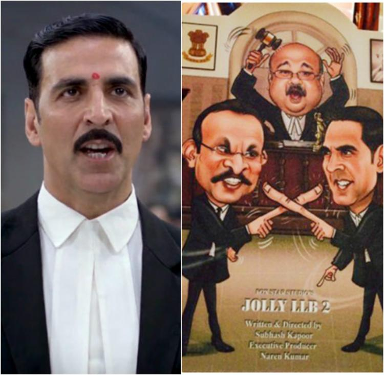 I respect High Court's decision; There will be four cuts in one scene – Akshay Kumar on Jolly LLB 2 row | PINKVILLA