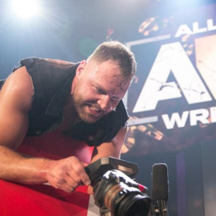 """Jon Moxley felt that his AEW debut was """"an indescribably satisfying feeling."""""""