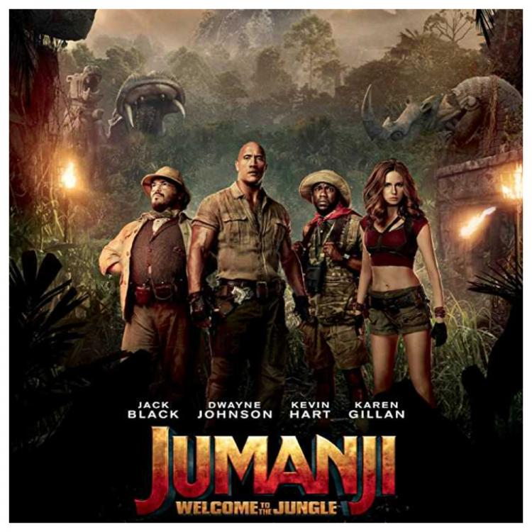 Dwayne Johnson's recent Instagram post shows a new Jumanji movie is on its way; Check it out