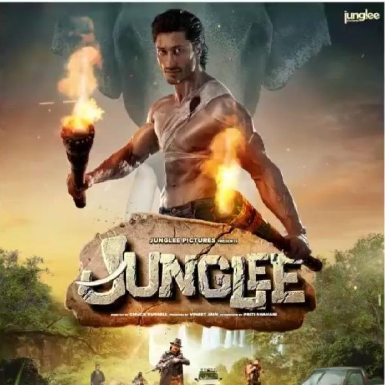 Junglee Box Office Collection Day 1: Vidyut Jammwal's film starts on an expected note & earns THIS much Friday
