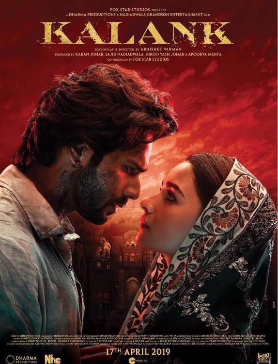 Kalank Box Office Collection Day 2: Varun Dhawan and Alia Bhatt's film shows a huge drop in numbers