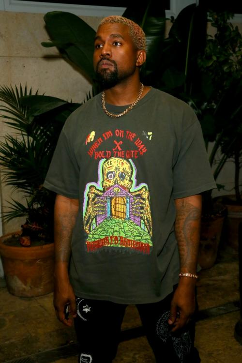 Kanye west to start his own non traditional church?