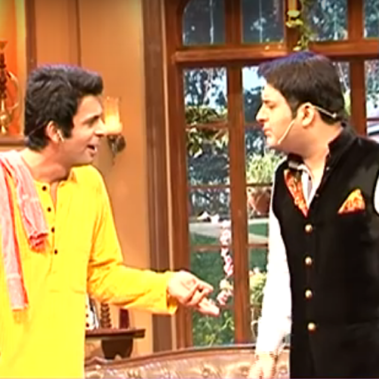 Kapil Sharma has THIS to say on the public spat with Sunil Grover; Read Details