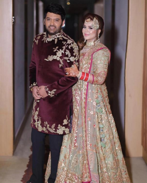 EXCLUSIVE: Kapil Sharma OPENS UP about Valentine's Day plan with Ginni, says 'honeymoon on cards next month'
