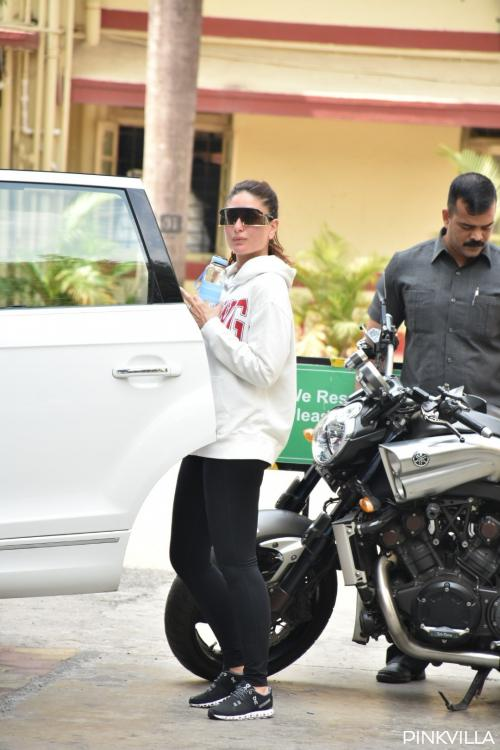 Pics: Kareena Kapoor & BFF Amrita look stylish as they get papped but it is Bebo's pout that has our attention