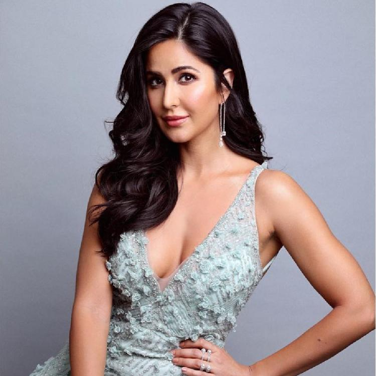 Filmfare Awards 2019: Katrina Kaif dazzles in a silver gown as she gears up to the hit the red carpet